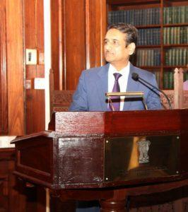 ब्रिटेन में वार्षिक अंतर्राष्ट्रीय विराट हिन्दी कवि सम्मेलन, 2018 12