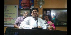 रपट - गांधी जयंती पर संगोष्ठी 6