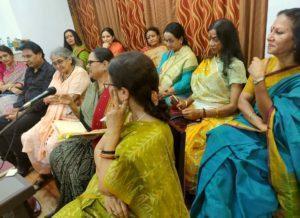 मुंबई में सप्तरंगी काव्य संध्या.... रिपोर्ट - देवमणि पाण्डेय। 8