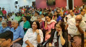 मुंबई में सप्तरंगी काव्य संध्या.... रिपोर्ट - देवमणि पाण्डेय। 9