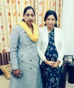 साक्षात्कार - मैत्रेयी पुष्पा के साथ डॉ. महालक्ष्मी केशरी की बातचीत 3