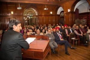 लंदन में वार्षिक अंतर्राष्ट्रीय विराट हिन्दी कवि सम्मेलन-2019 का आयोजन 9
