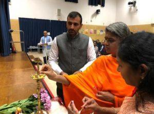रिपोर्ट : लन्दन के हैरो में संस्कृत कार्यशाला का आयोजन 6