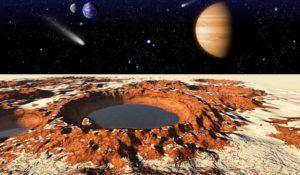 'विज्ञान की दुनिया' स्तंभ में प्रदीप : सबूत मिले हैं कि मंगल पर कभी बहती थीं नदियाँ 1