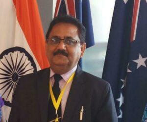 'हिंदी का बाज़ार और बाज़ार की हिंदी' विमर्श के सहारे ही हिंदी बढ़ेगी - डॉ. विनोद कुमार मिश्र 3