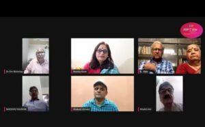 रिपोर्ट : ममता किरण के ग़ज़ल संग्रह 'आंगन का शजर' का लोकार्पण 1