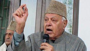 संपादकीय : जब फारुक अब्दुल्ला खुद को भारतीय नहीं मानते तो संसद में क्यों बैठे हैं? 3