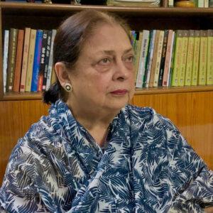 मर्दों के विरुद्ध लिखे साहित्य का अम्बार जमा हो रहा है - नासिरा शर्मा 3