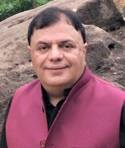 'महात्मा गांधी पत्रकारिता पुरस्कार' से सम्मानित हुए वरिष्ठ लेखक-पत्रकार प्रदीप सरदाना 1