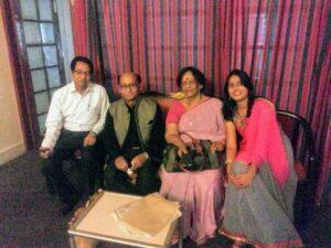 महाकवि डॉ. कुंवर बेचैन से डॉ. अल्पना सुहासिनी की विशेष बातचीत 1