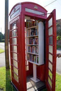 संपादकीय - ब्रिटेन के टेलीफोन-बॉक्स पुस्तकालय… 8